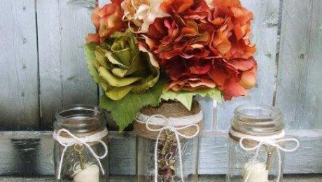 свадьба стиль рустик