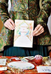 свадьба русский стиль